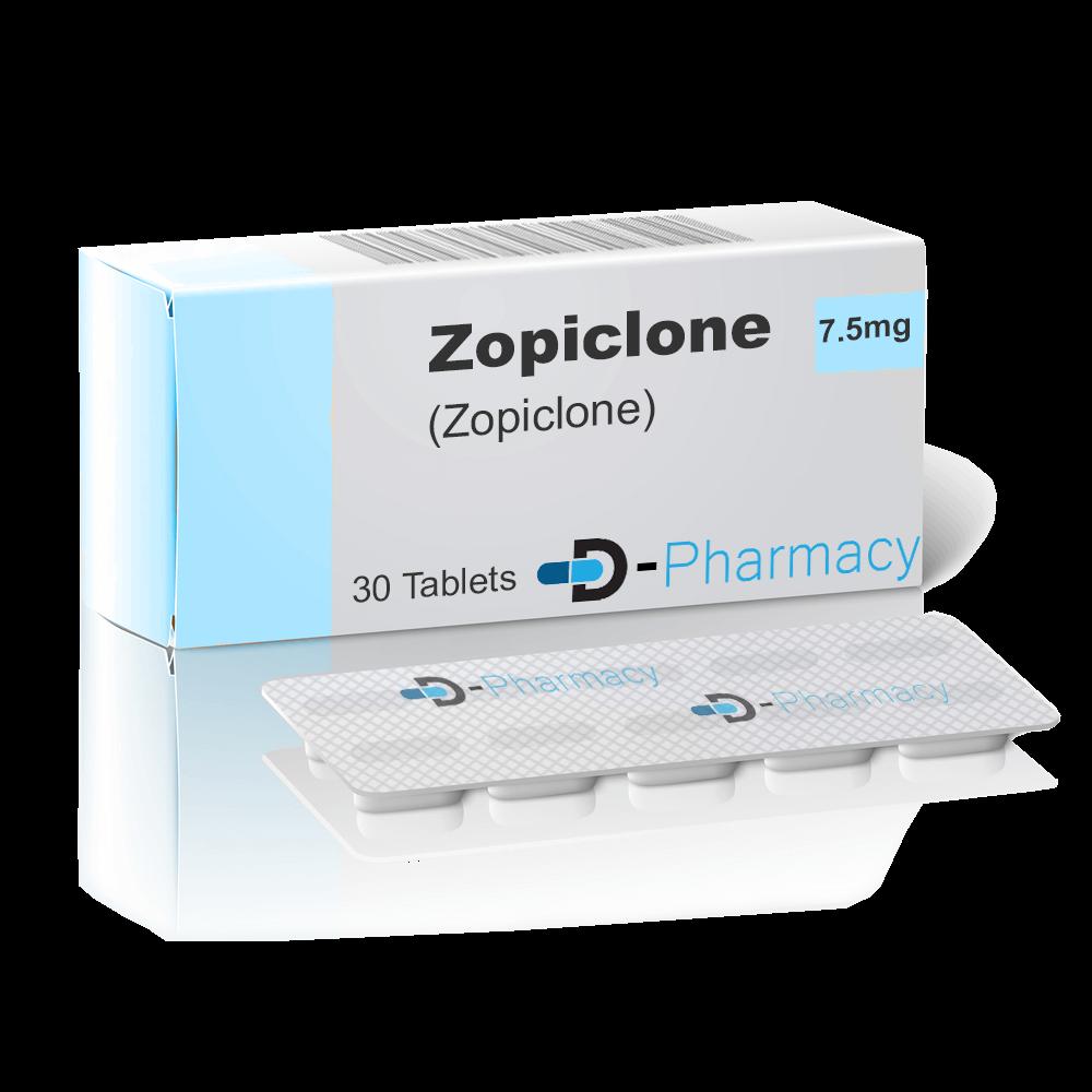 Zimovane Tablets For Sale – Zimovane (7 5mg)